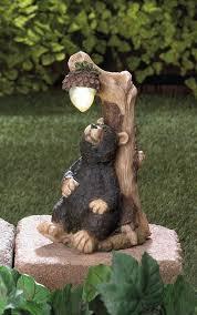 best outdoor garden decor statues solar light statue outdoor garden decoration lawn ornament animal