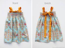 Easy Girls Dress Pattern