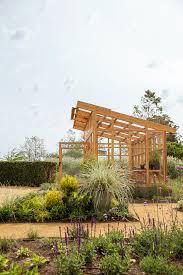 Cornerstone Landscape And Design Designer Destination Bee House And Landscape Garden
