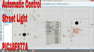 Automatic Control Automatic Control Of Street Lights Using Microcontroller