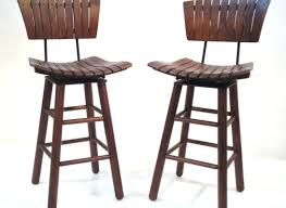 88 most terrific stunning swivel bar stools for kitchen island brown wooden with back counter height best nz perth incredible upholstered pottery barn