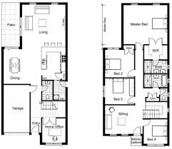 two y house plan philippines floor plan small story house regarding complete plan of two y