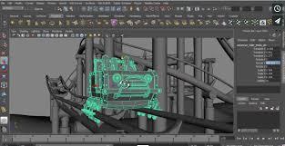 Free Roller Coaster Design Software Modeling A Maya Roller Coaster Cartoonsmart Com