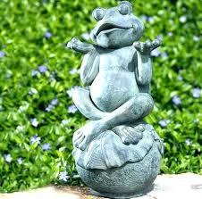 frog yard decor outdoor garden statues outdoor garden frogs garden decor frogs frog garden statues outdoor