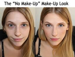 guys do you prefer s with light makeup or no makeup at all