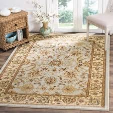 safavieh lyndhurst traditional oriental grey beige rug 8 11 x 12
