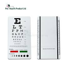 Vision Levels Chart Pocket Size Visual Acuity Eye Vision Test Chart Snellen Eye Chart Buy Vision Test Chart Visual Acuity Chart Snellen Eye Chart Product On Alibaba Com