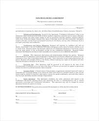 basic personal information form 10 personal confidentiality agreement templates free sample