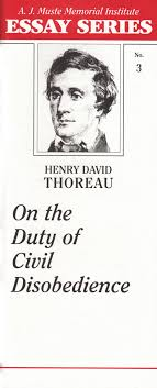 thoreau essay an essay about family henry david thoreau civil disobedience