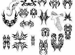 Tetování Motivy A Vzory