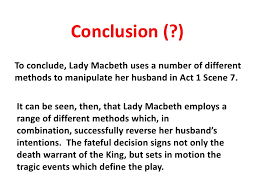 introduction to lady macbeth essay  essays lady macbeth essays and papers 123helpme com