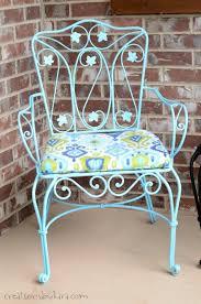 painting patio furnitureHow to transform rusty metal patio furniture