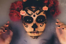 day of the dead makeup lovetoknow