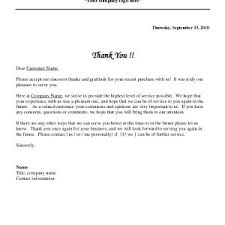 Business Letters Thank You Letter After Meeting Archives - Acmg.com ...