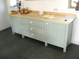 stand alone cabinets painted stand alone kitchen cabinets