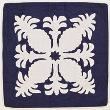 Moana Quilts | Hawaiian Quilts & Pillow Cover-Pineapple 02 Adamdwight.com