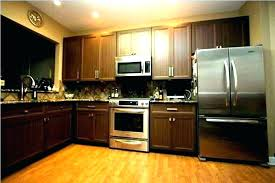 Cost To Refinish Kitchen Cabinets Adorable Refinish Kitchen Cabinets Cost Refacing Kitchen Cabinets Cost