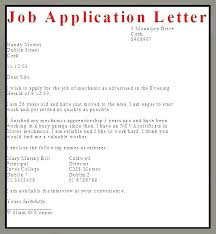 Application Letter Formats Cover Letter Format Examples Cover Letter And Resume Format Cover