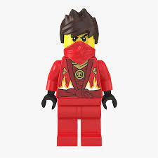 Kai Lego Ninjago 3D Model $49 - .max .obj .ma .c4d - Free3D
