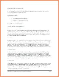 Performance Review Phrases Comments Free Download Examples