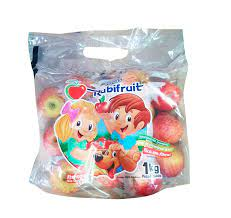 Festival de Primavera Maçã Rubi Fruit - Pacote 1kg ( Vendido Por Frutamina)
