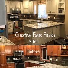 weathered grey kitchen cabinets design ideas