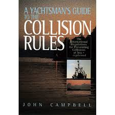 Yachtsman Chart Book Yachtsmans Guide To The Collision Rules