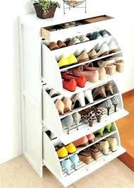 ideas for shoe storage in small e idea flats es s
