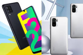 Samsung Galaxy F22 vs Redmi Note 10: Which is the best budget offer – Tech  news, Latest Technology, Mobiles, laptops-Mobicomp Tech