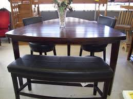 Dining Table Craigslist Furniture Two Armless Chairs Set Triangle Glass Dining Table