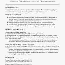 Profile Example Resume Executive Resume Example With A Profile