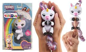 Fingerlings Interactive Baby Unicorn Gigi in Stock at Toys