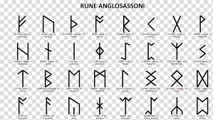 Runes Elder Futhark Younger Futhark Old Norse Viking Symbol