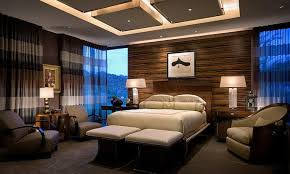 contemporer bedroom ideas large. Inspiring Image Of Contemporary Decorating Ideas For Bedrooms Illuminated Ceiling Makes A Big Difference Here Bedroom Contemporer Large B