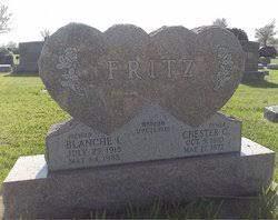 Blanche L Feitz Fritz (1915-1988) - Find A Grave Memorial