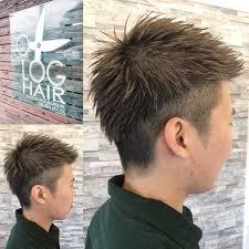 World Cut本田圭佑風硬い髪質のメンズにオススメする理由 Log Hair