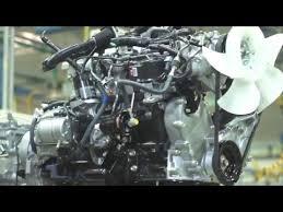 Toyota Forklift 4Y Engine - YouTube