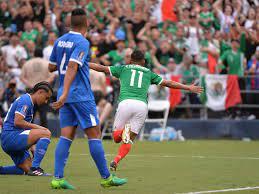 Mexico vs. El Salvador: Final score 3-1 ...