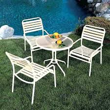 vinyl strapping patio furniture