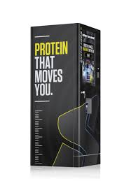 Ems Vending Machine Impressive BODYSHAKE Protein Vending Machine XBody EMS Training Electric