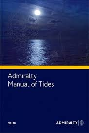 Admiralty Manual Of Tides Np120 Todd Navigation