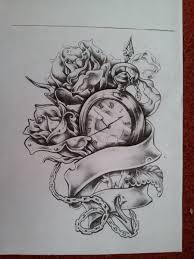 rose and ribbon tattoo designs. Rose With Ribbon Tattoo Design Photo Tattoos To And Designs Pinterest