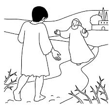 the prodigal son coloring pages. Interesting Pages Prodigal Son Coloring Sheets  Parable Of Prodigal Sonthe Lost Son Biblekidseu Throughout The Pages H