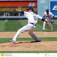 Hiroki Kuroda editorial image. Image of baseball, sports - 12045980