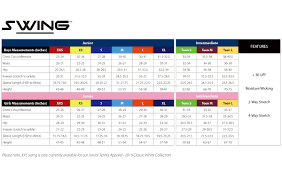 By The Way Clothing Size Chart Spirit Shorts
