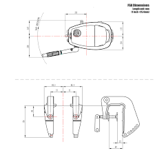 Parsun 6hp portable 4 stroke outboard motor tiller handle built in tank pull