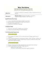 High School Resume Examples For College Resume Samples For College ...
