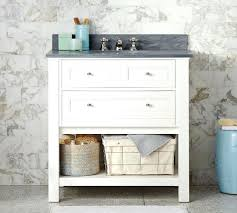Fullsize Of Piquant Bathroom Vanity Base Cabinets Pottery Barn Single Sink  Console Restoration Hardware Bath  Restoration Hardware Sink O0