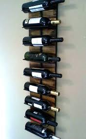 hanging wine rack metal wall mount wine bottle rack hanging wine rack wall mounted hanger bottle
