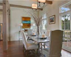 glass dining room table centerpieces  Dining room decor ideas and showcase  design